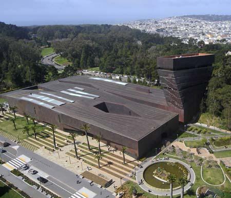 Музеят с решетъчни скари