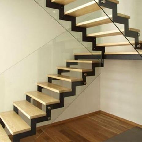 Дървени и метални стълби