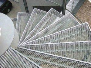 Стъпала за метални конструкции - извити