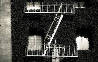 Метални стълби 10