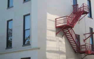Метални стълби 11