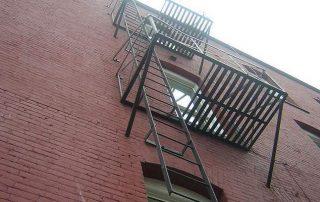 Метални стълби 17