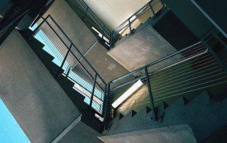 Метални стълби 18