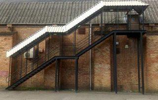 Метални стълби 19
