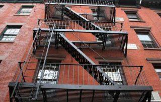 Метални стълби 22