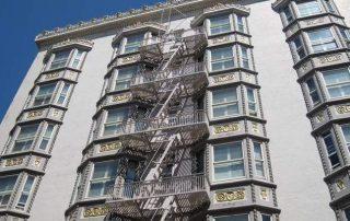 Метални стълби 24