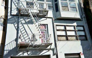 Метални стълби 31