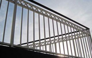 Метални стълби 35