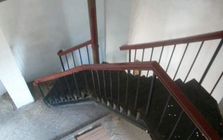 Метални стълби 41