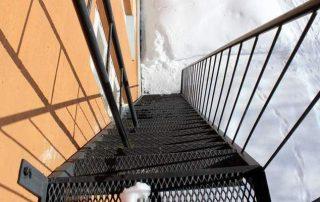 Метални стълби 49