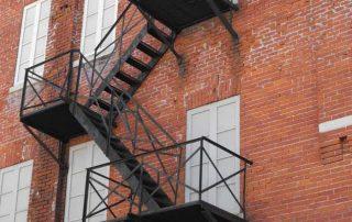 Метални стълби 50