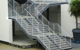 Метални стълби 51