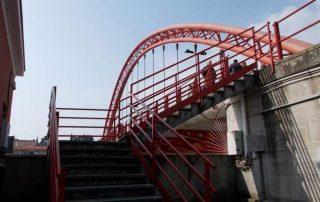 Метални стълби 55