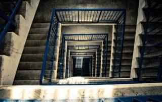 Метални стълби 71