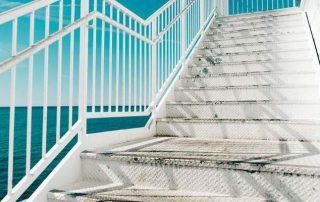 Метални стълби 81