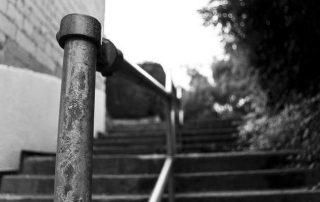 Метални стълби 86