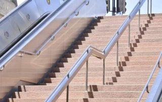 Метални стълби 87