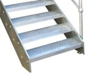 Метални стъпала 1